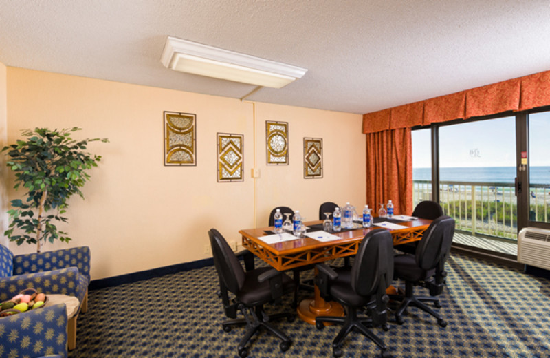 Meeting room at Westgate Myrtle Beach.