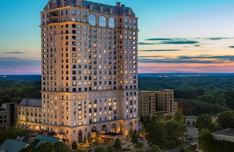 Exterior view of The St. Regis Atlanta.