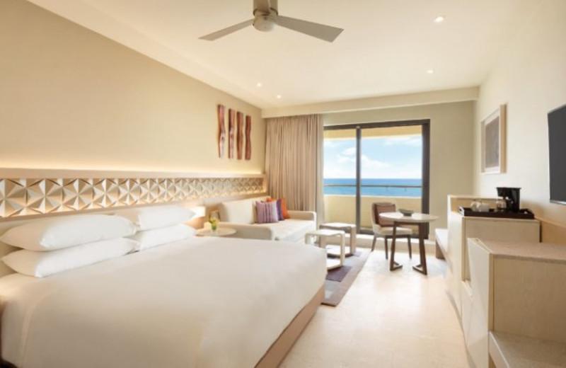 Guest Room at Hyatt Ziva Cancun