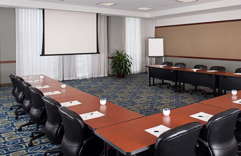 Conference room at Eaglewood Resort & Spa.
