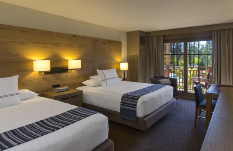 Double Guest Room at Hyatt Regency