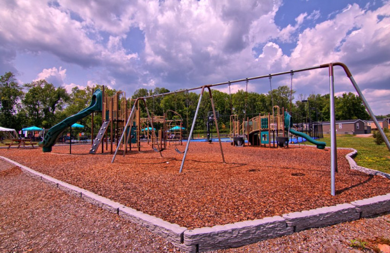 Playground at Great Blue Resorts- Bellmere Winds Resort.