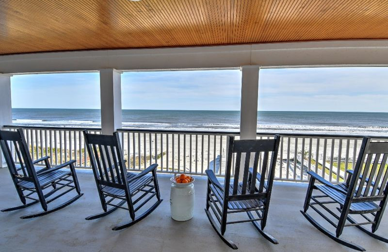 Beach view at Exclusive Properties - Isle of Palms