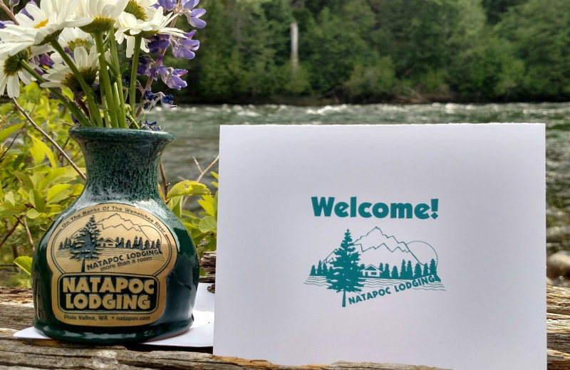 Welcome at Natapoc Lodging.