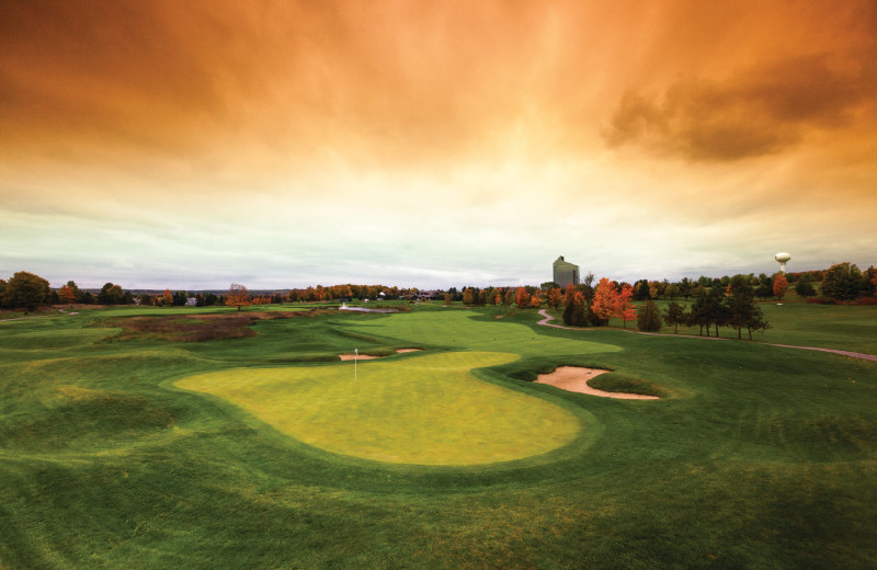 Golf course at Grand Traverse Resort and Spa.