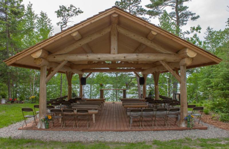 Pavilion at Buckhorn on Caribou.