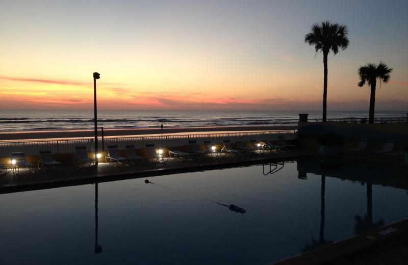 Pool at Fountain Beach Resort.