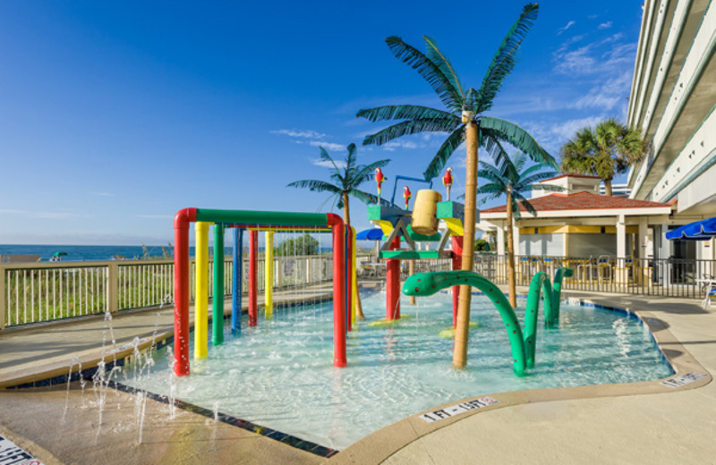Kid's pool at Westgate Myrtle Beach.