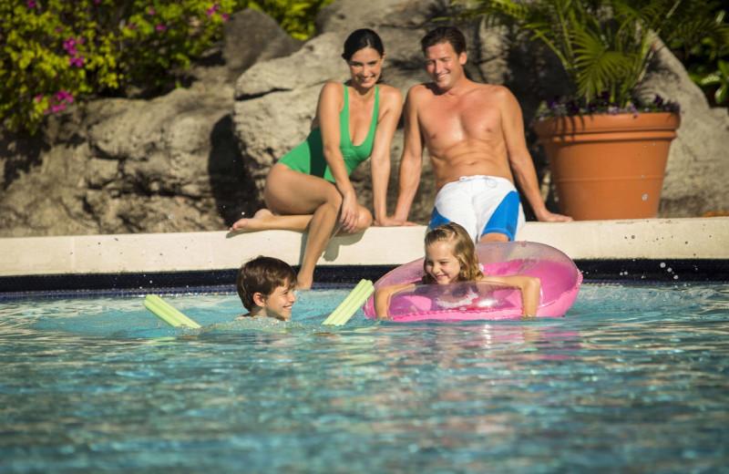 Pool at Villas of Grand Cypress.