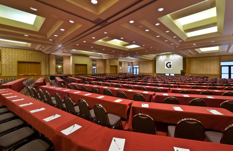 Conference room at Granlibakken Resort.
