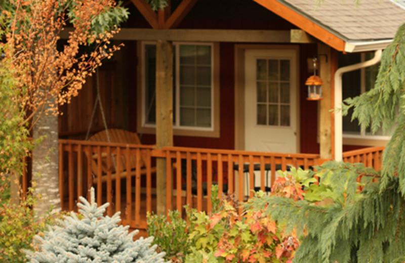 Exterior Cabin View at  Carson Ridge Cabins
