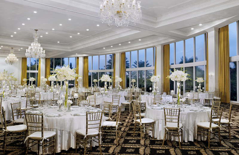 Weddings at Trump National Doral Miami.