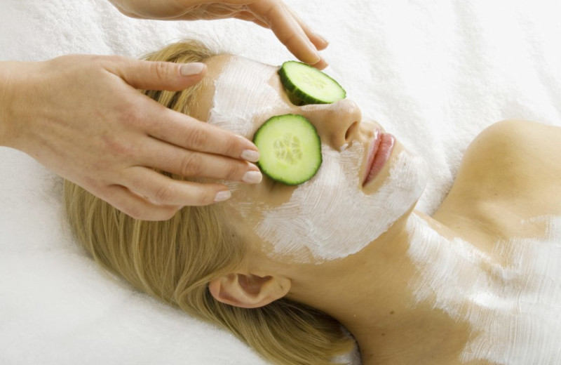 Facials at Blair House Inn.