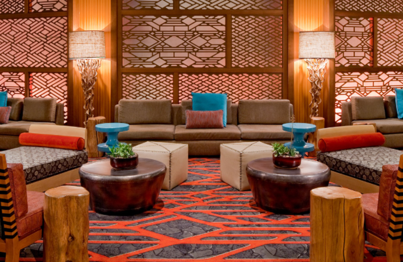 Lobby at Hyatt Regency Phoenix