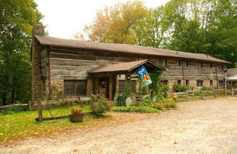 The Lodge at Smokey Shadow Lodge