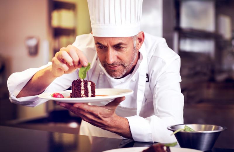 Chef at Del Lago Resort & Casino.