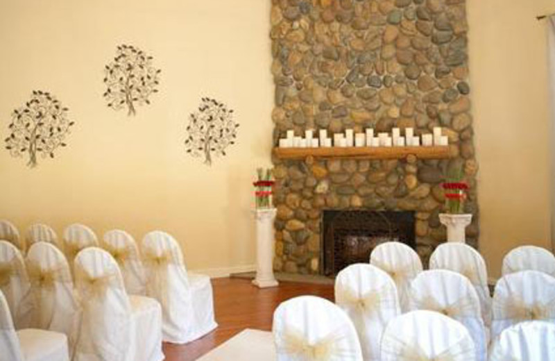 Wedding Ceremony at Forest Suites Resort