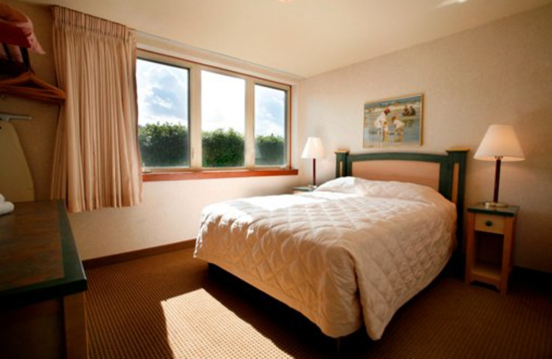 One Bed Guest Rooms at Inn at Seaside
