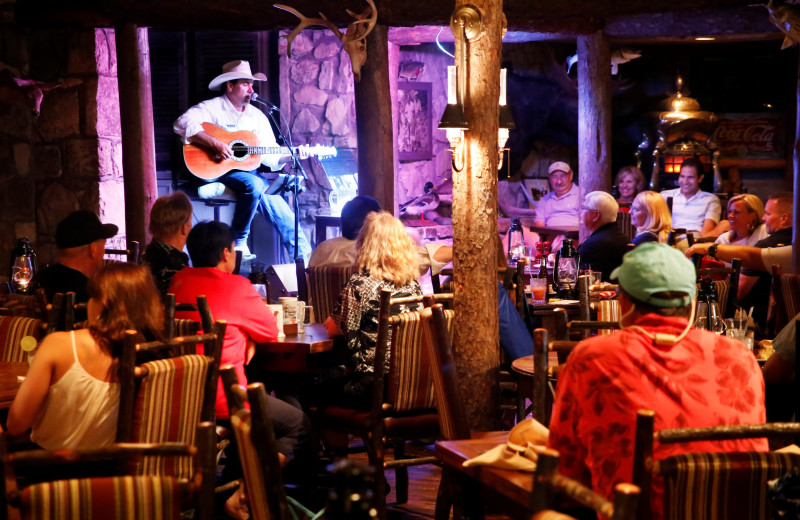 Concert at Big Cedar Lodge.