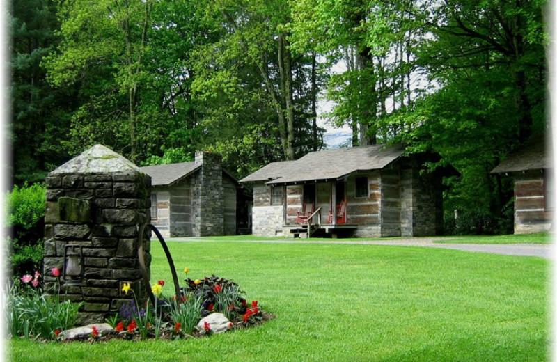 Cabins at Pioneer Village