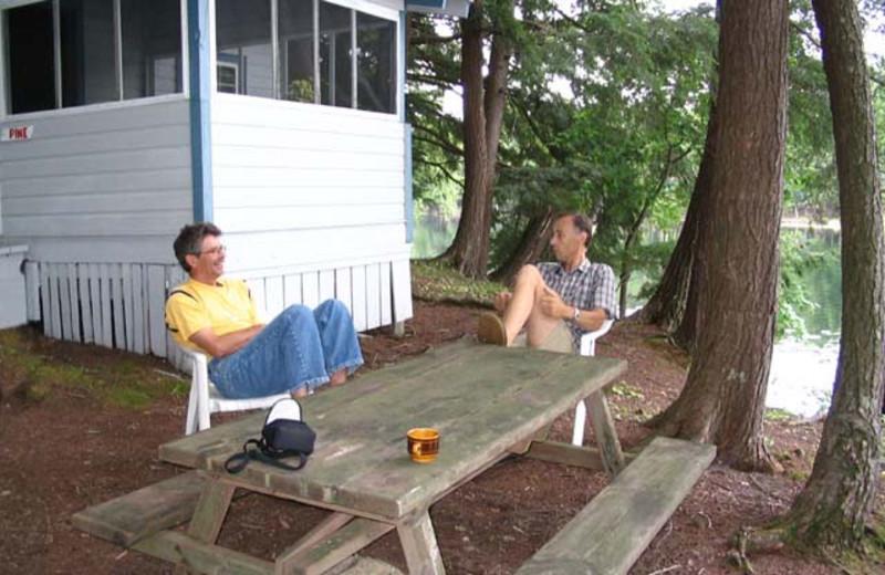 Relax at Walker Lake Resort