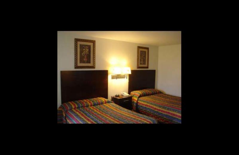 Guest room at Crystal Inn - Eatontown.