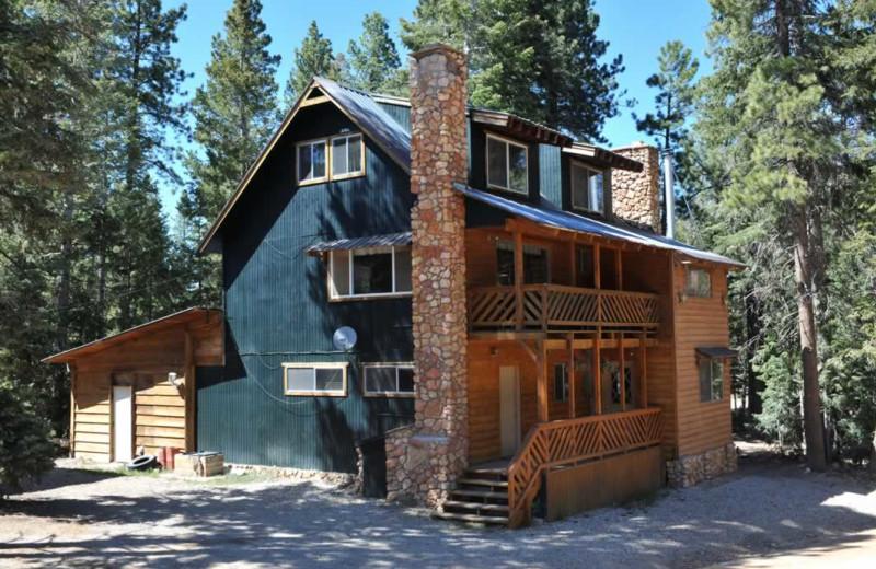 Vacation rental at Pinewoods Resort.