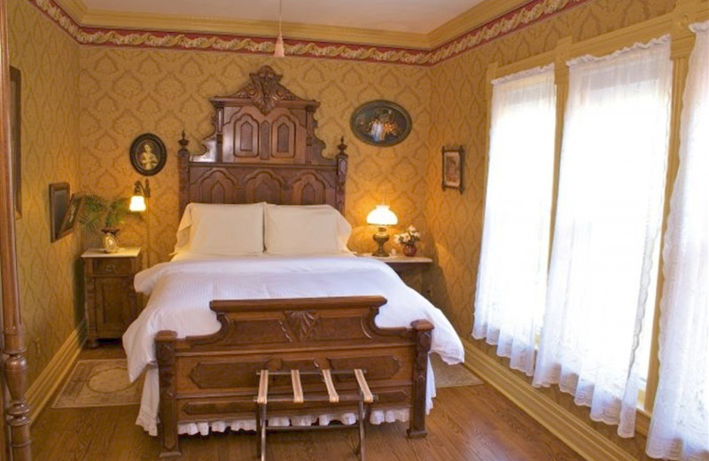 Guest Bedroom at Thorp House Inn & Cottages