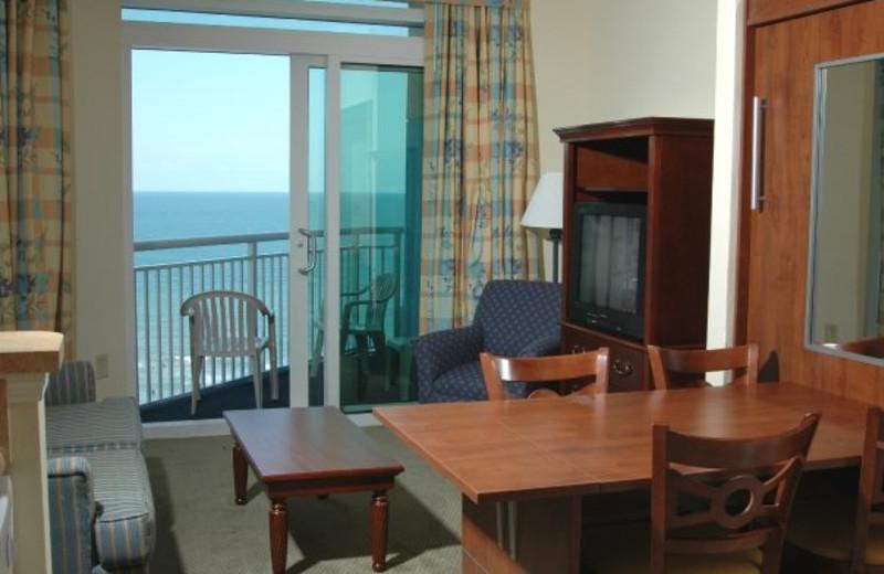Interior View at Holiday Sands Resort