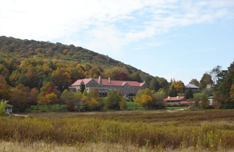 Exterior View of Mountain Lake Hotel