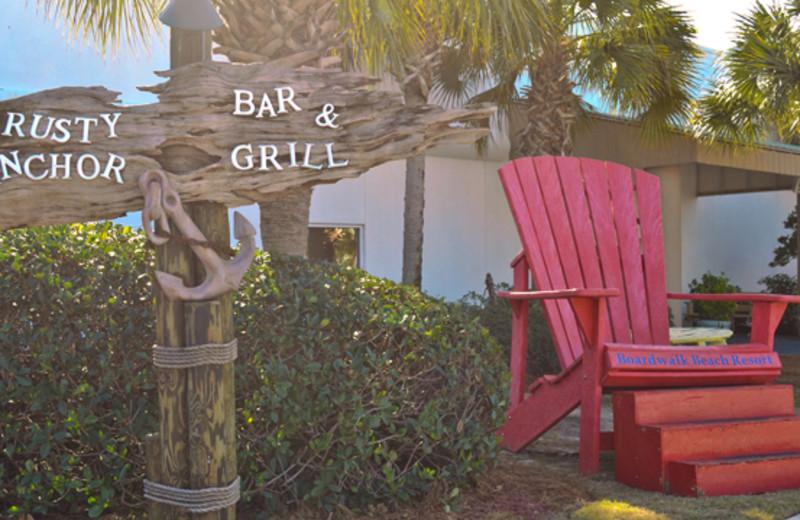Outdoor Dining at Boardwalk Beach Resort Hotel & Convention Center