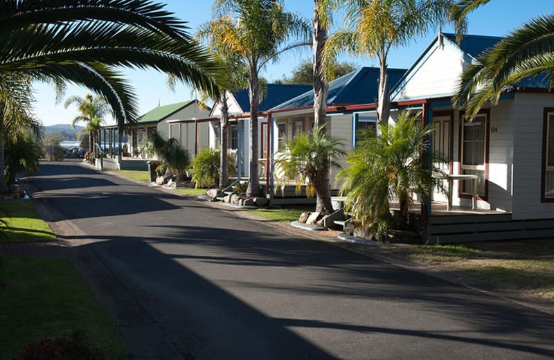 Villas at Coachhouse Marina Resort.
