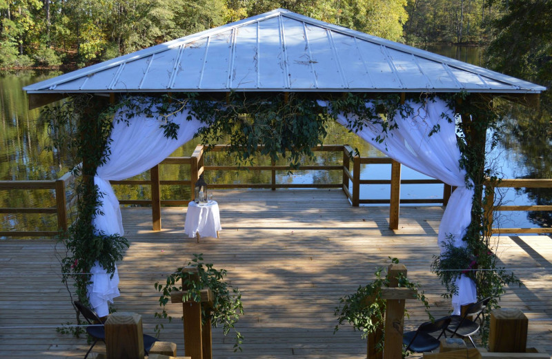 Weddings at Cape Fear Vineyard and Winery.