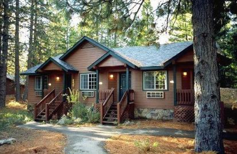Chalet Exterior at Mount Shasta Resort