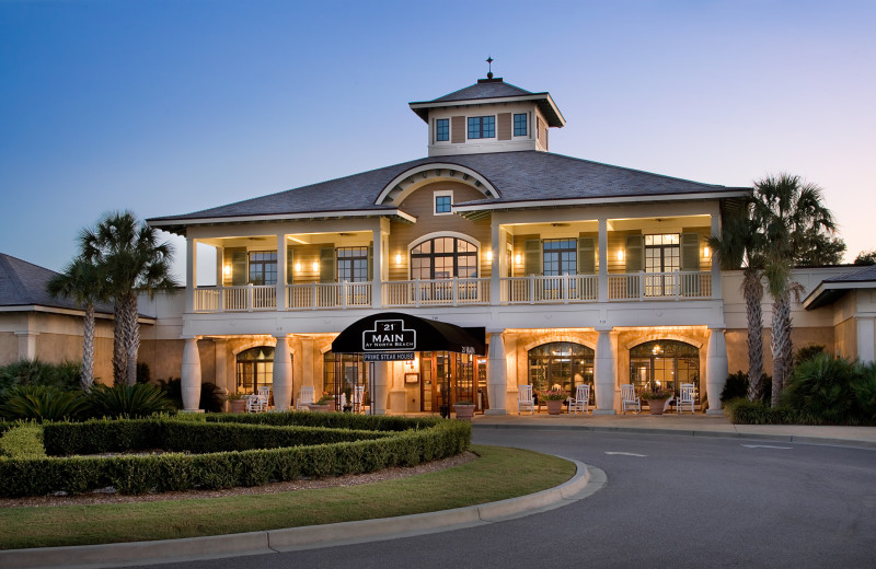 North Beach Plantation (North Myrtle Beach, SC) - Resort ...