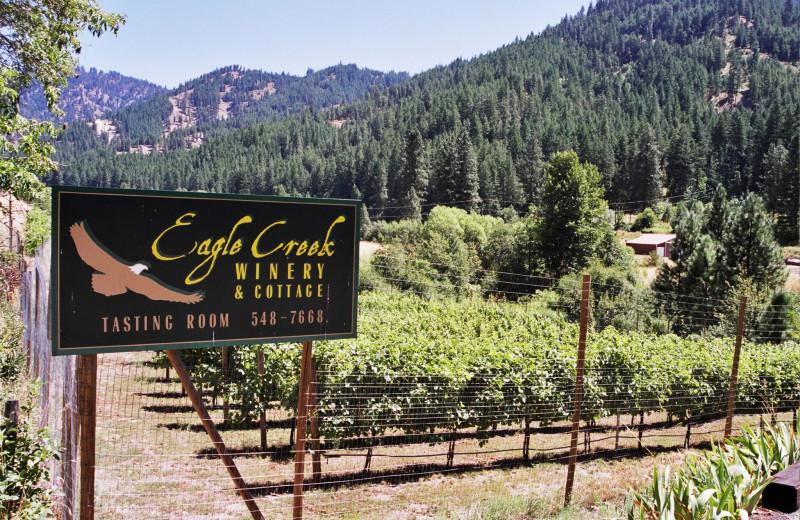 Winery near Obertal Inn & Vacation Rentals.