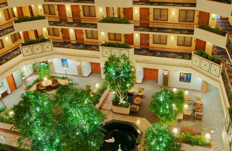 The Arboretum at Embassy Suites Austin.