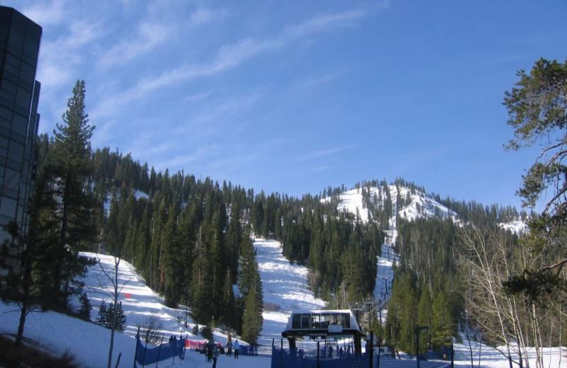 Mountain View at Resort at Squaw Creek