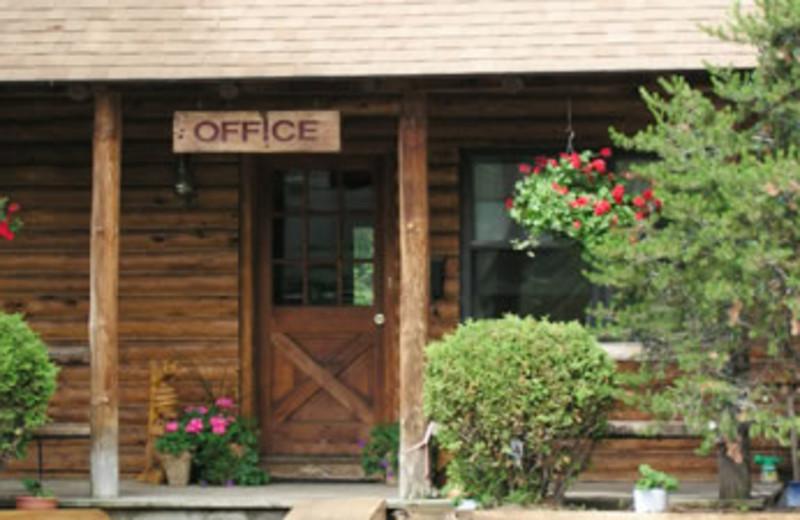Inn Office at Woodlake Inn