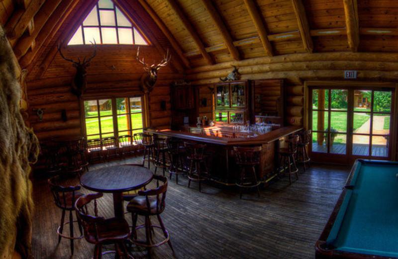 The Bar at Three Bars Ranch