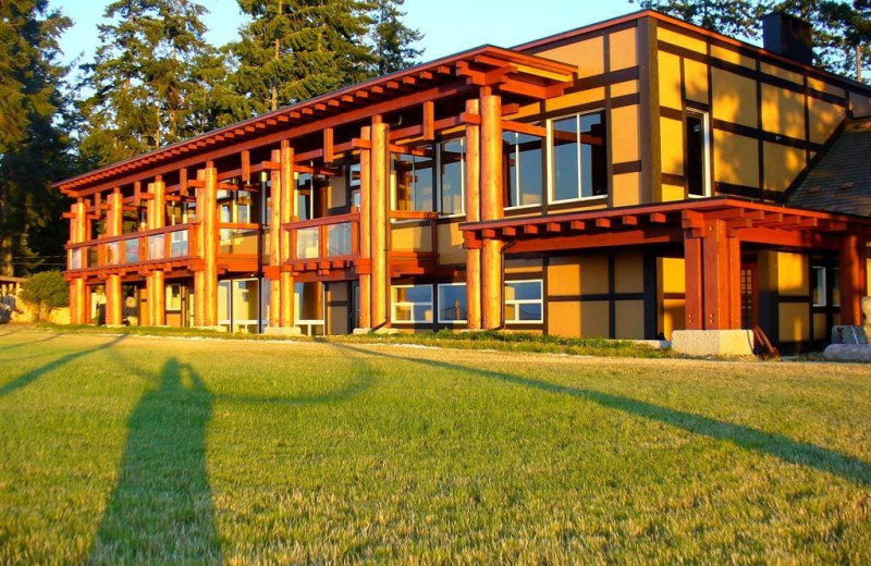 Exterior View of Fresh Start Health Retreat Centers