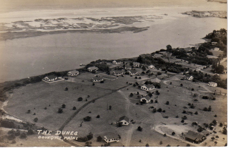 Historic photo of The Dunes on the Waterfront.
