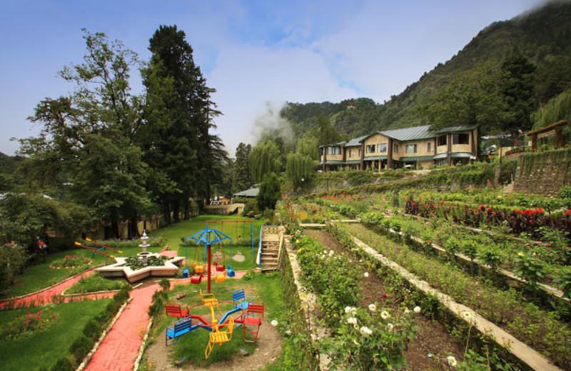 Exterior view of Shervani Hill Top, Nainital.