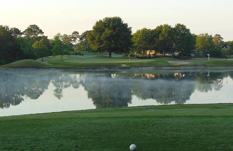 Golf at Beau Rivage Golf & Resort.
