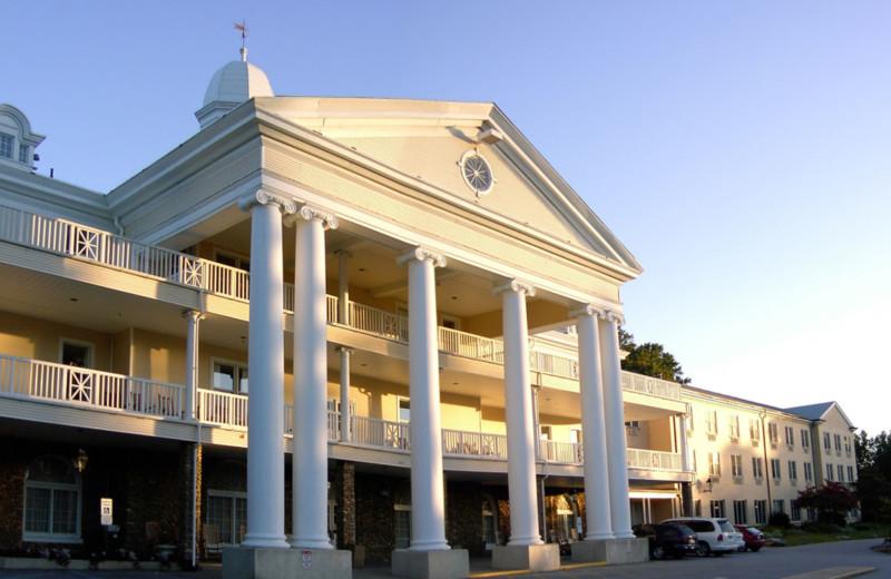 Lambuth Inn exterior at Lake Junaluska Conference & Retreat Center.