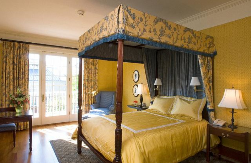 Guest Room at Berry Hill Resort
