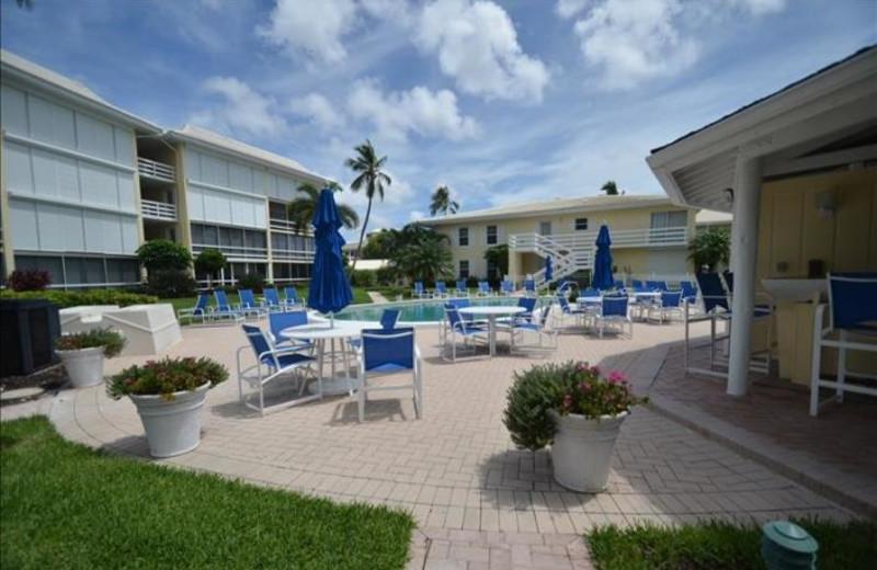 Rental pool at Phase III Real Estate.