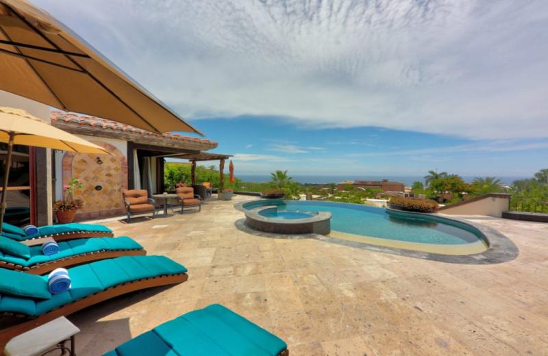 Pool at Casa Mar y Estrella.
