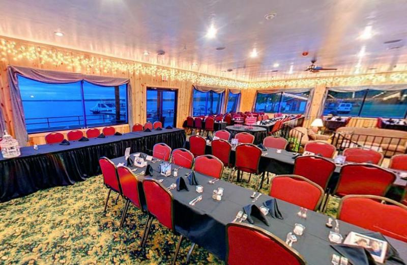 Conference at Hiawatha Beach Resort.