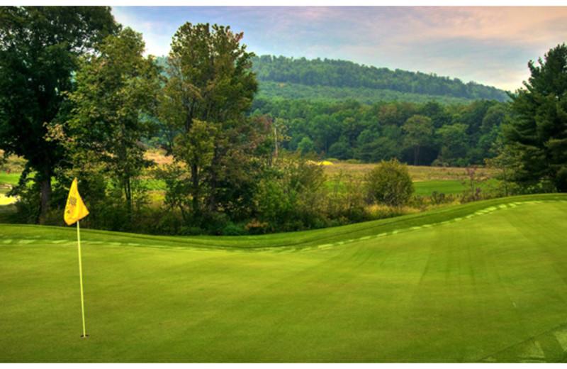 Golf Green at Wisp Resort